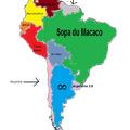 Sudamerica segun Memedroid