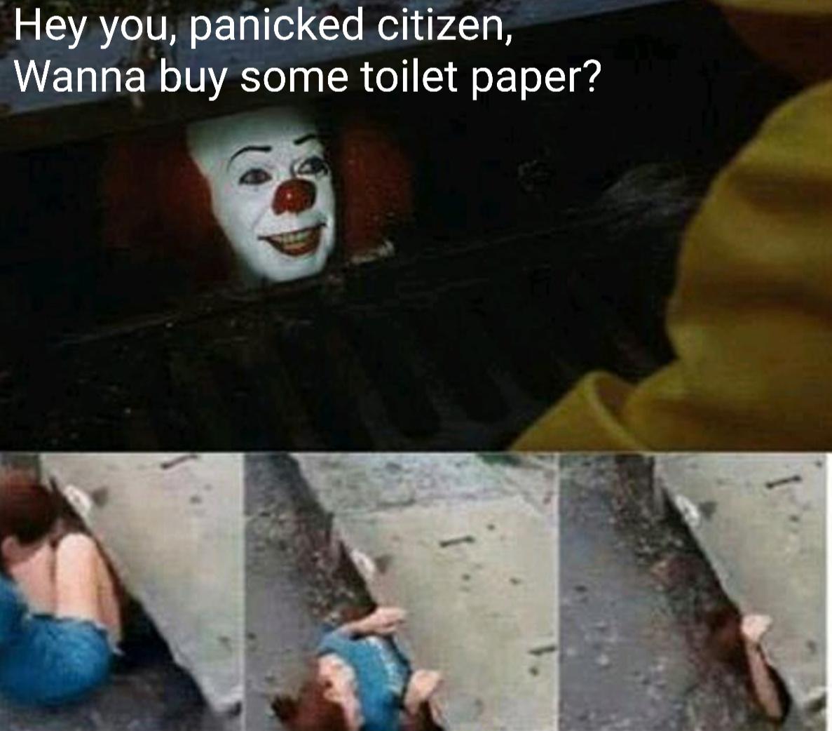 Bum roll crisis 2020 - meme