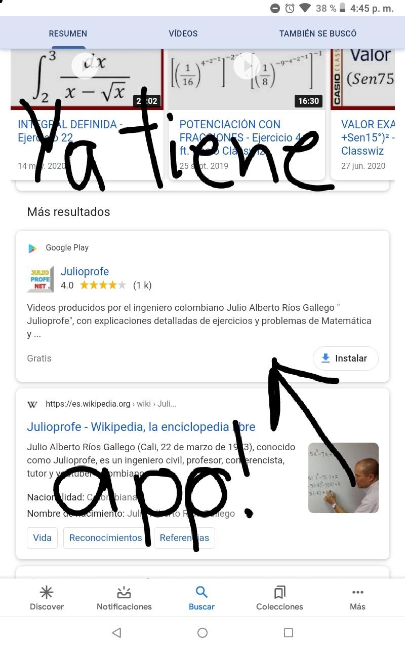 Julio Profe - meme