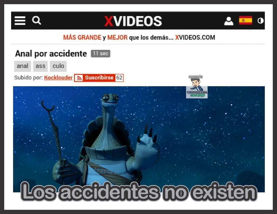 el maestro Oogway tan sabio - meme