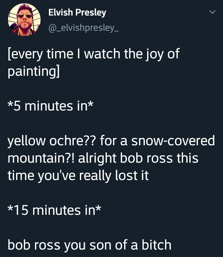good ole Bobbert Ross - meme