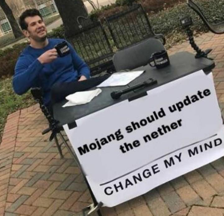 Try change - meme