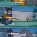 A Alemanha não teve culpa