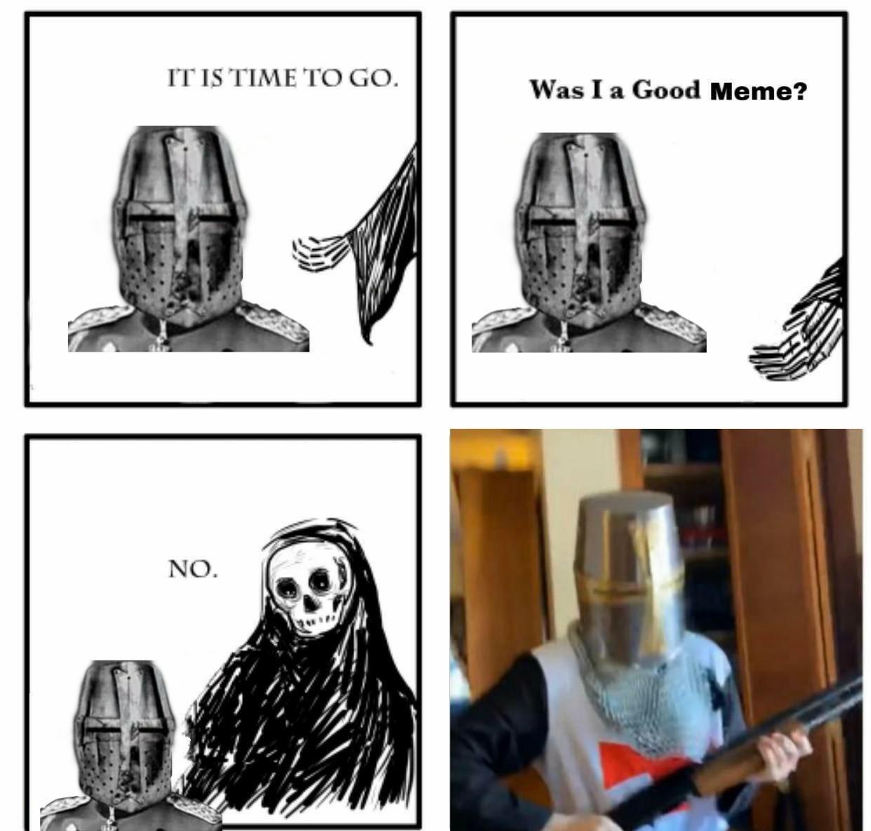 :Holy music stops: - meme