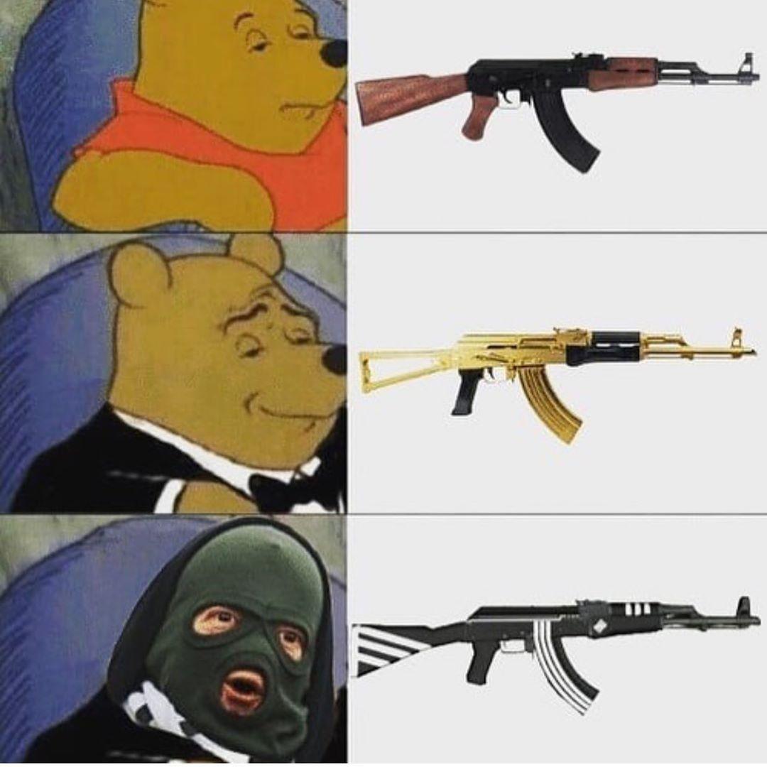 suka blyat - meme