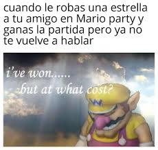 chad Mario party - meme