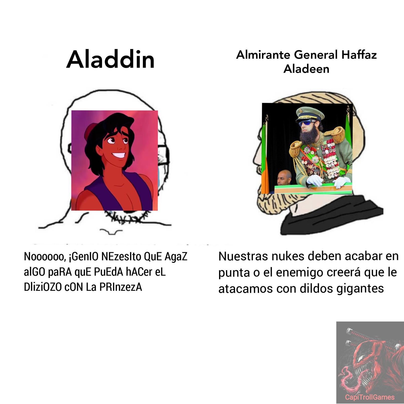 LARGA VIDA A WADIYA - meme