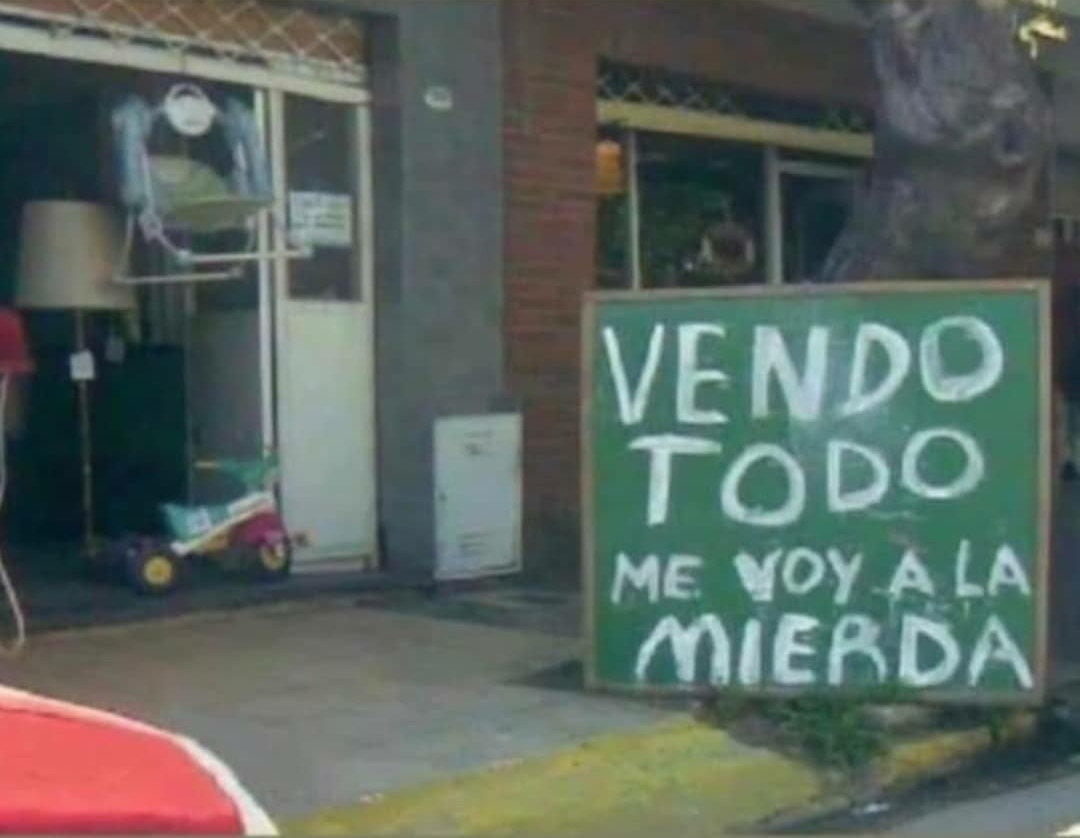 Me mudo a México - meme
