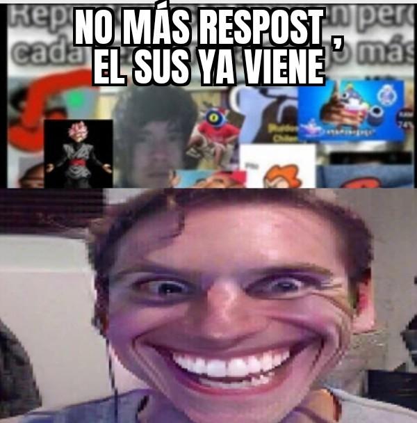 No More repost , sus incomings - meme