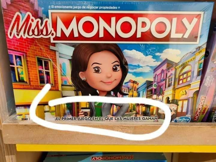 bien basado ese monopoly - meme