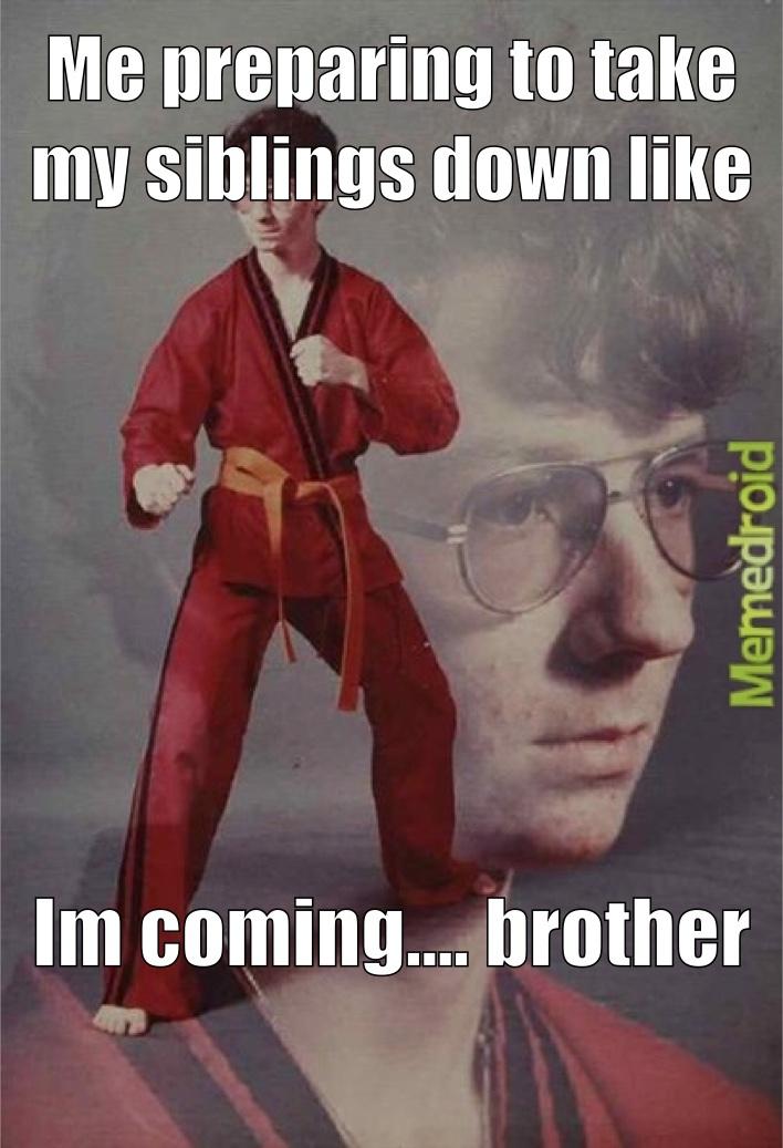 Karate Kyle - meme