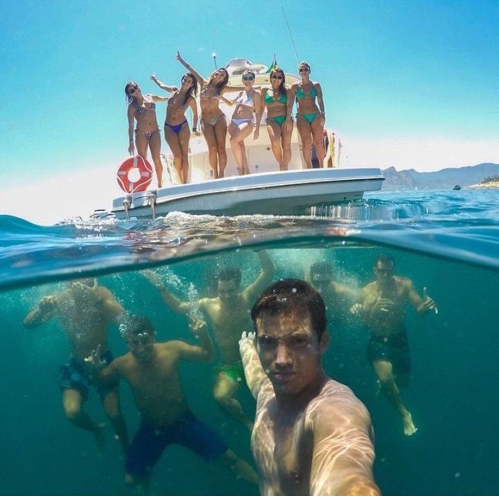 la mejor selfie que veras ✋ - meme