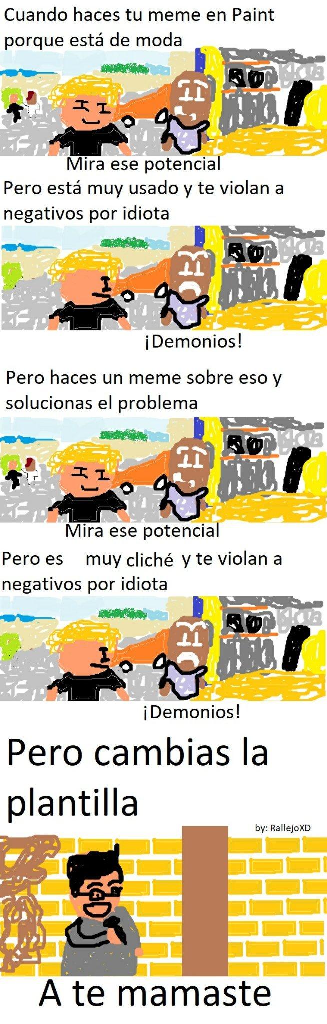 Plantilla gratis xd - meme