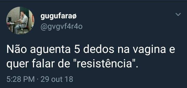 Resistência - meme