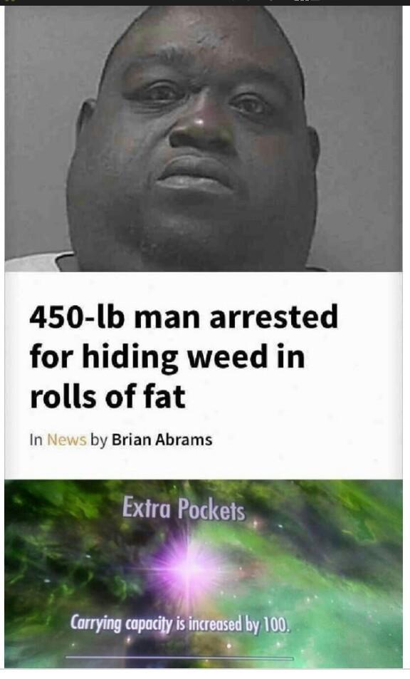 Thanks fat people - meme
