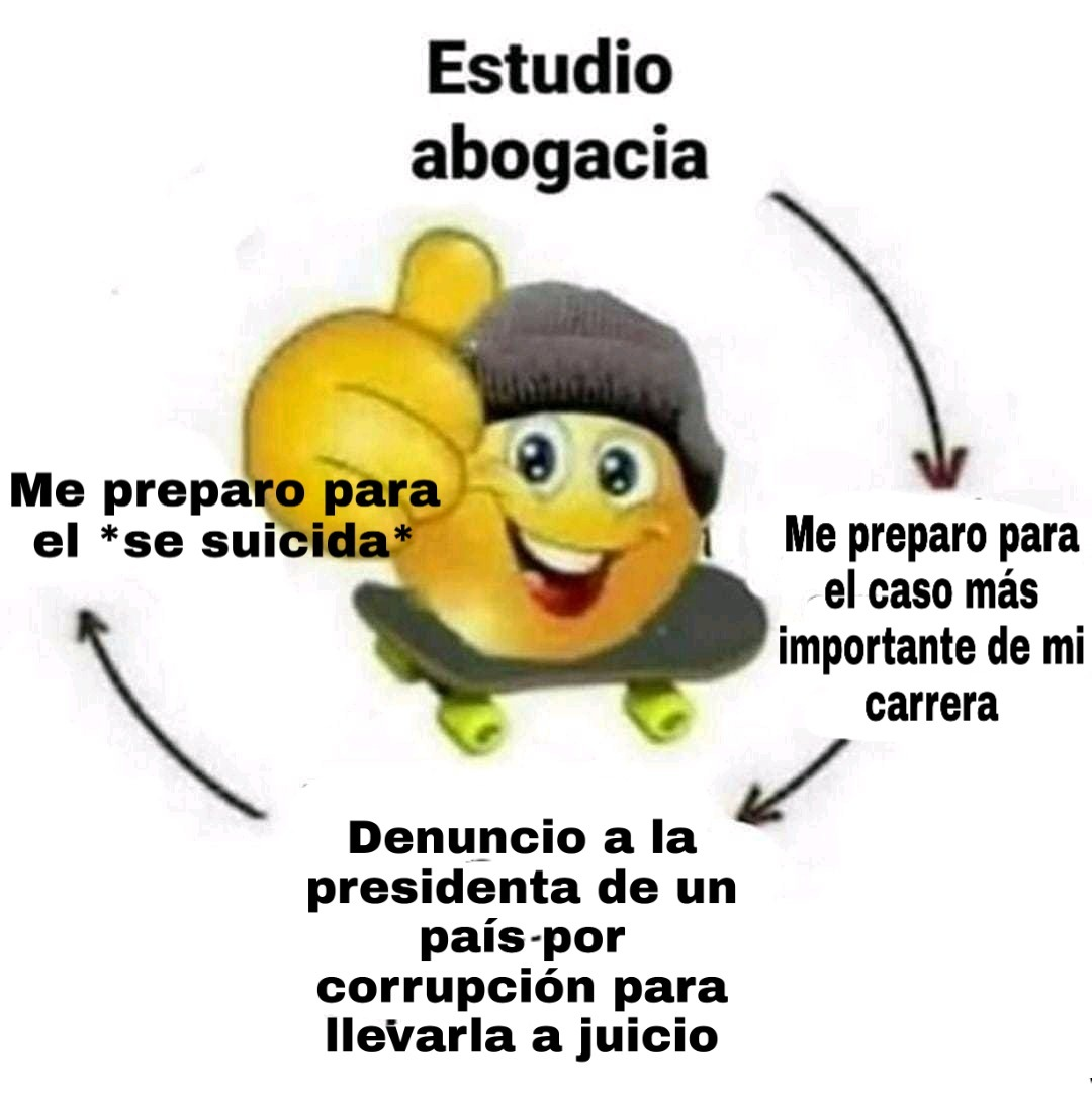 Nisman in Argentina reference - meme