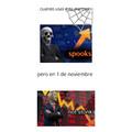 Not spooks