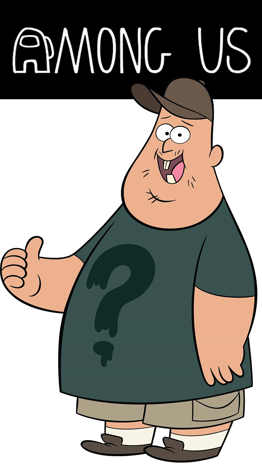 When the imposter is Soos :raising: - meme