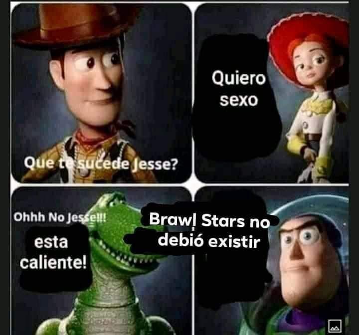 Brawl stars y su pinche comunidad toxica - meme