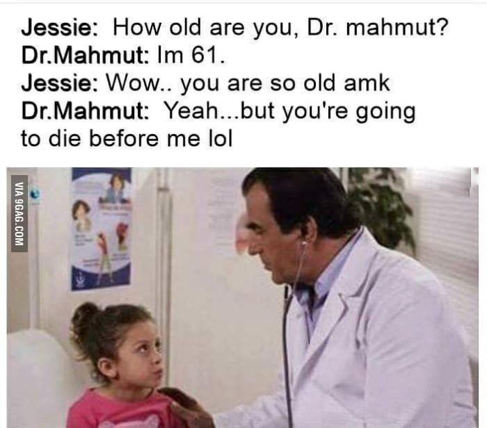 Poor child - meme