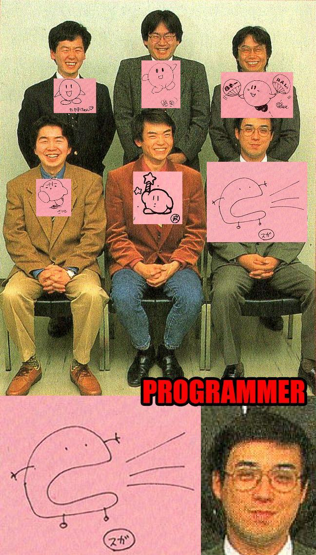 Programmers - meme