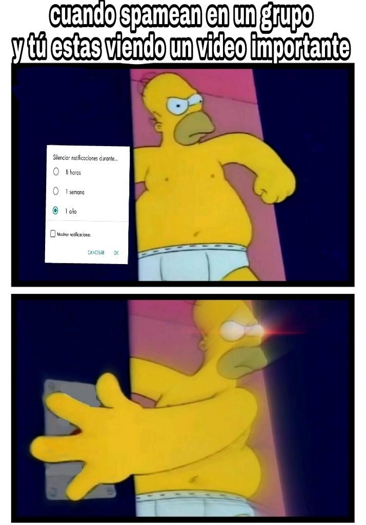 La wea molestosa ctm - meme