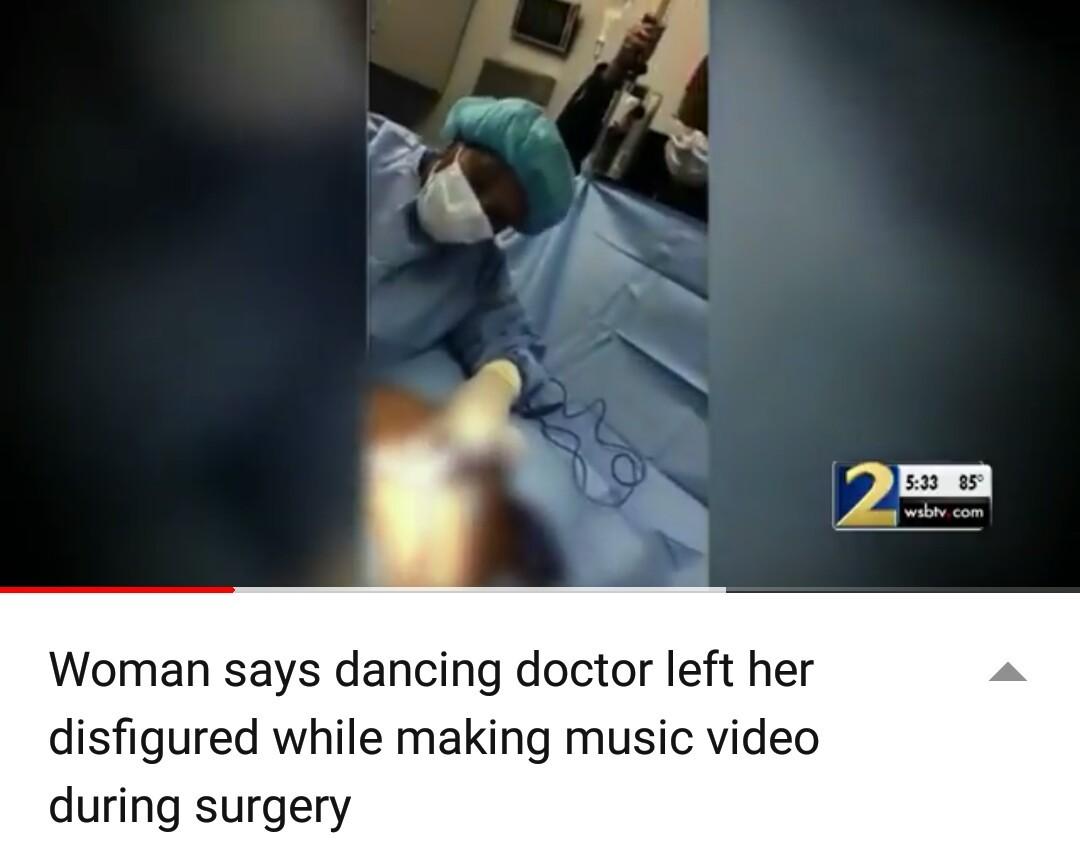 (It was a rap) what do you call a black surgeon? Nigger - meme