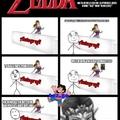 Ok la smetto con i meme su The legend of Zelda