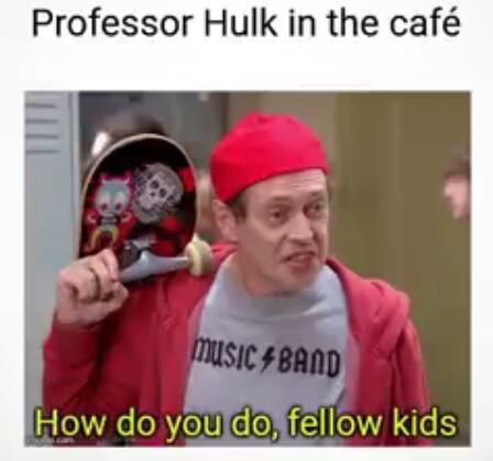 Say green - meme