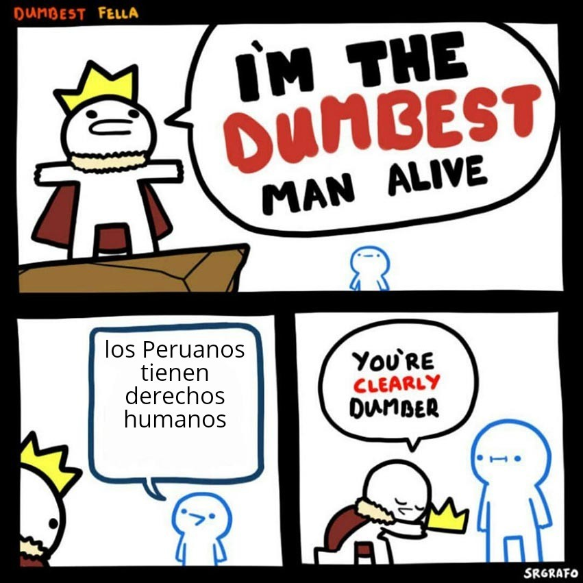 Sin ofender inmigrantes - meme