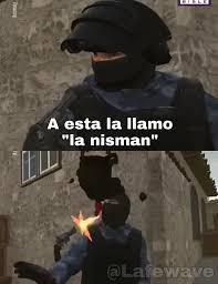 la nisman - meme