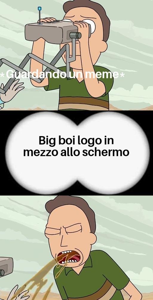 E poi il meme non si vede