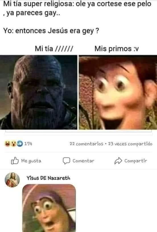Tetas - meme