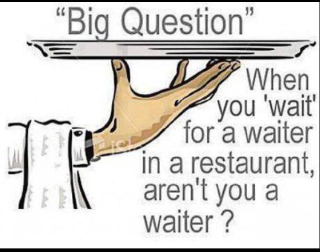 Big question - meme