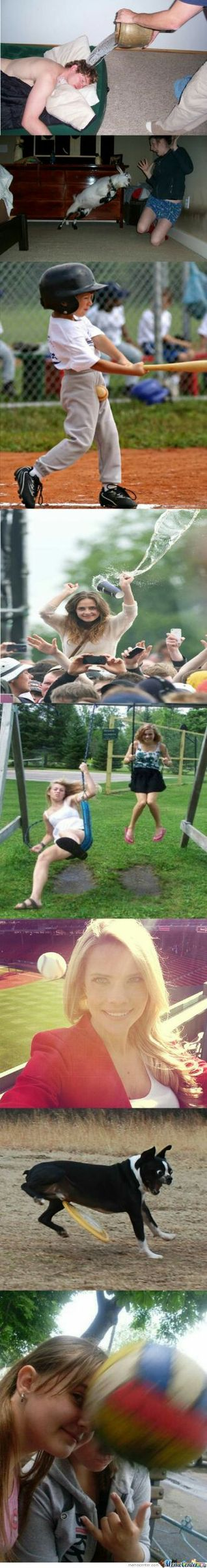 Perfectly Timed Photos! - meme