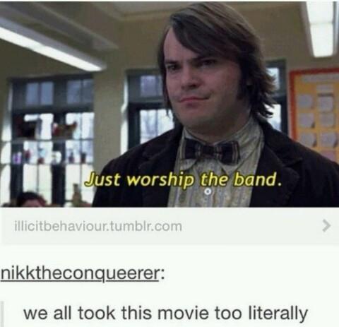 bands - meme