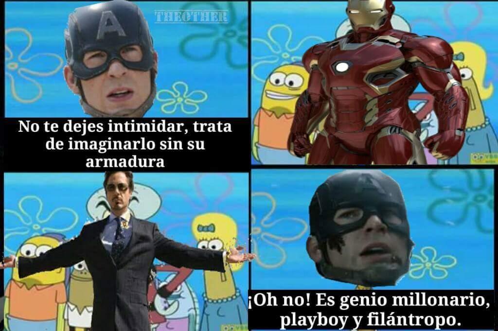Rayos es demasiado importante - meme