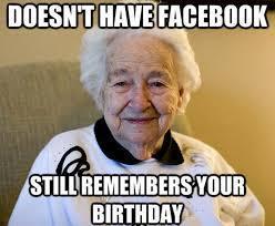 Grandma... - meme