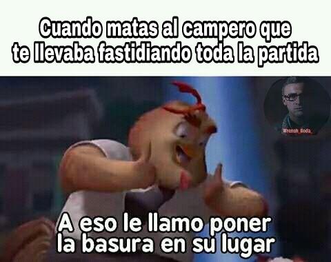 Placentero - meme