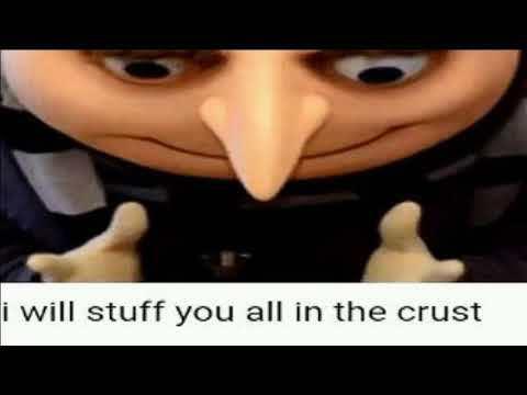 mmmmmmmm crusty - meme