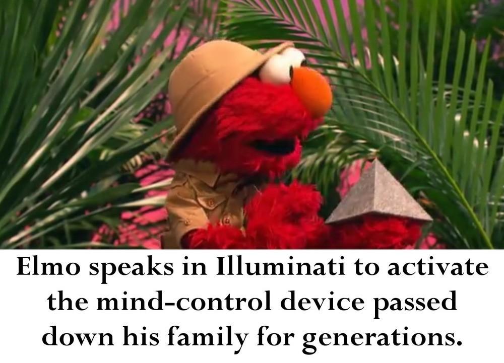 Elmo:yes - meme