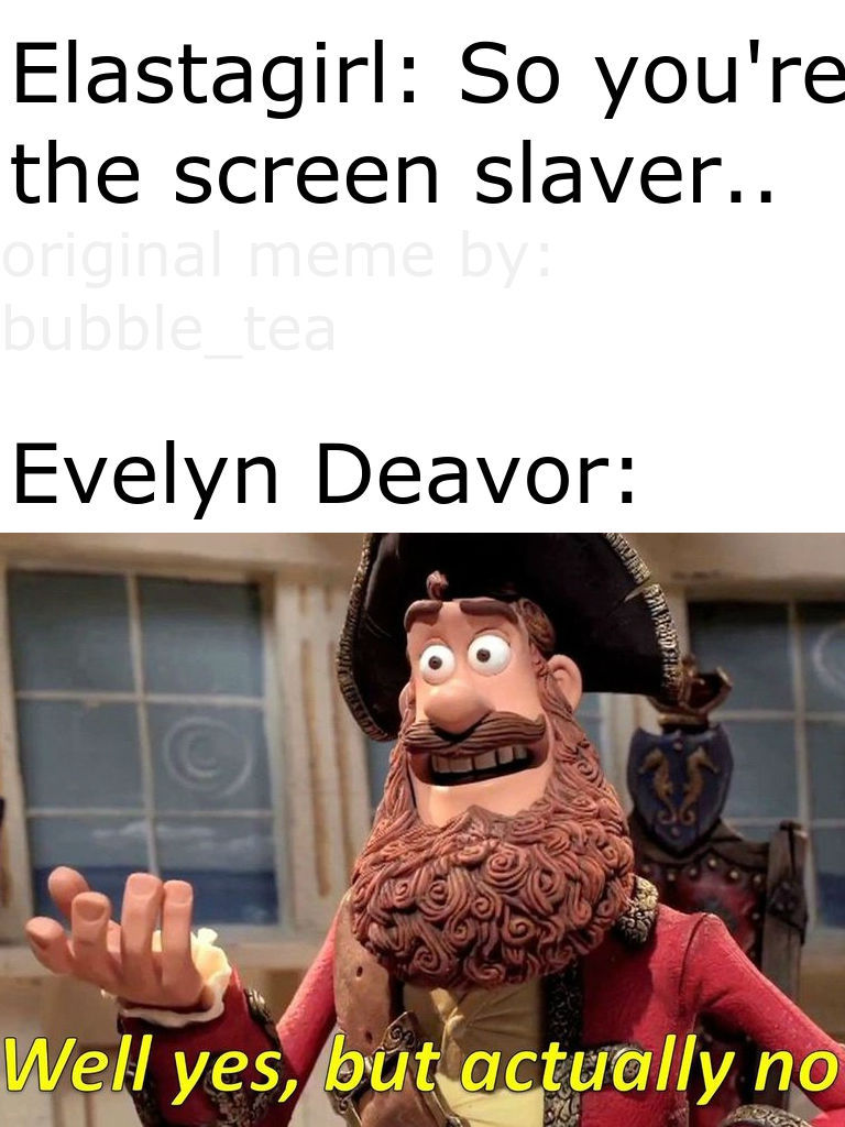 oh look an original meme
