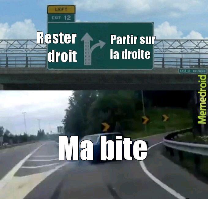 Bite - meme