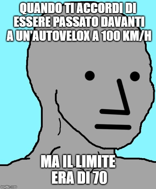 Autovelox - meme