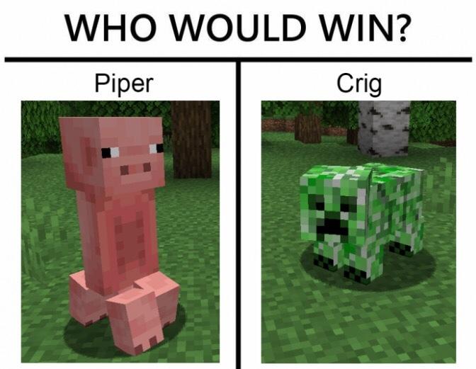 The Best Minecraft Memes Memedroid