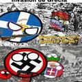 100% original, segundo intento de invasión a Grecia