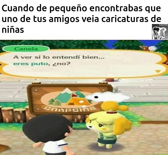 RePuto - meme