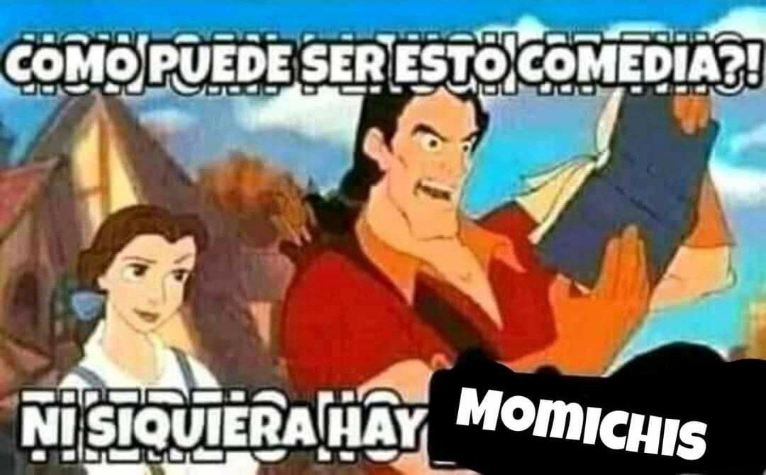 los momichis son goddddd - meme