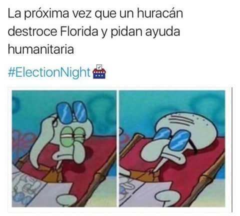 Maldita florida >:v - meme