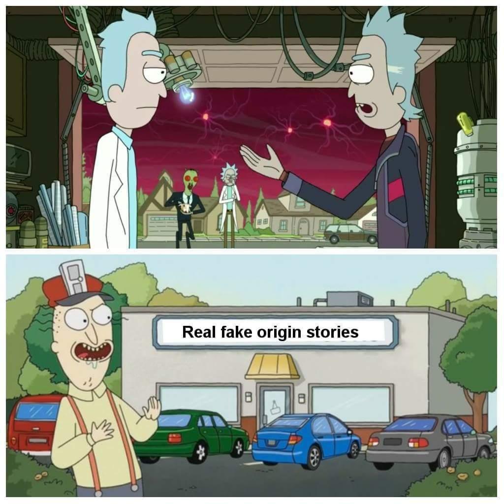 Those fake feels - meme
